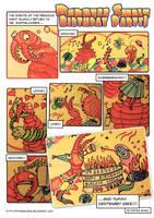 Burgess Shale Centenary Comic