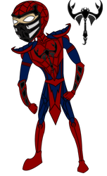 Scorpion-Man by ALVSJM