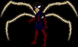 Spider-Woman Mattie Frankiln