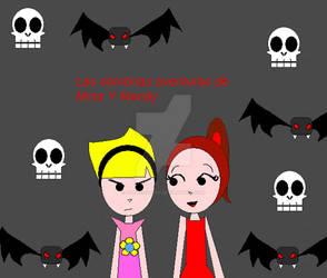 Mina y Mandy