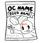 Ych bag of food .:CLOSED:.