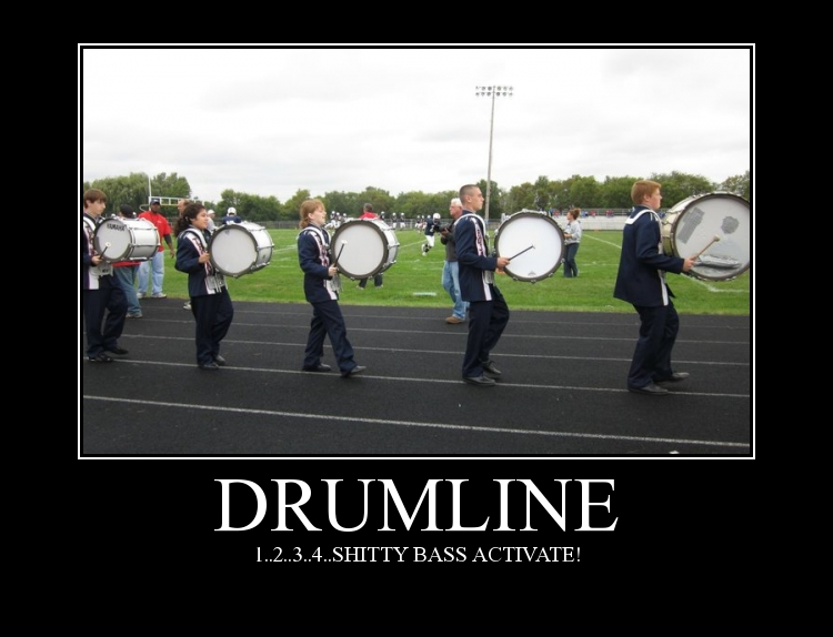 Theres Drumline For Yah By Wolf Pawws