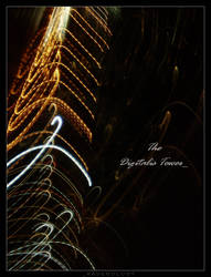 The Digitalis Tower by Ravenology