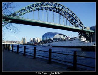 The Tyne by Ravenology
