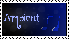 Ambient (stamp) by SporeDiatrymisss