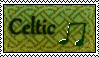 Celtic music (stamp) by SporeDiatrymisss