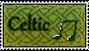 Celtic music (stamp) by SporeDiatrymisss
