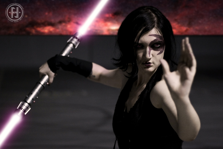 Sith Bitch Strikes Back by FleshFetish