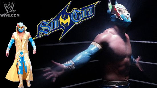 Sin Cara Mistico Wallpaper By Dark Dragon99