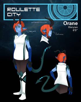 NPC: Orane