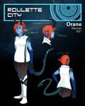 NPC: Orane by MirChuChu