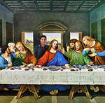 Last Supper's 14th Person