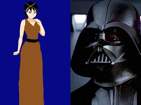 Vader and Artemis.