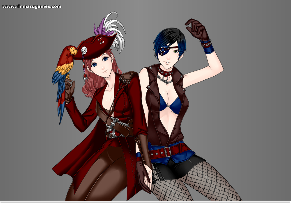 Pirates by Kaatryn