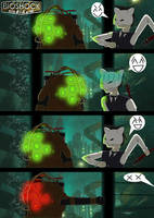 Bioshock comic by Mattex01