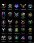 League of Legends Factions