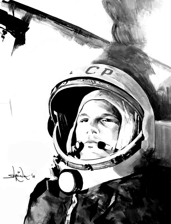 gagarin wallpaper - photo #15