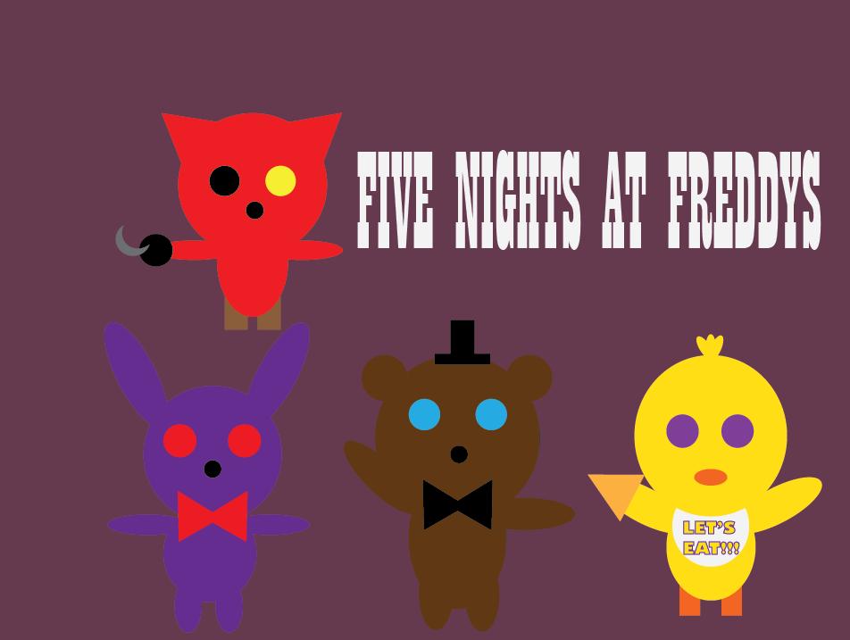 Fnaf by sugarbaby222