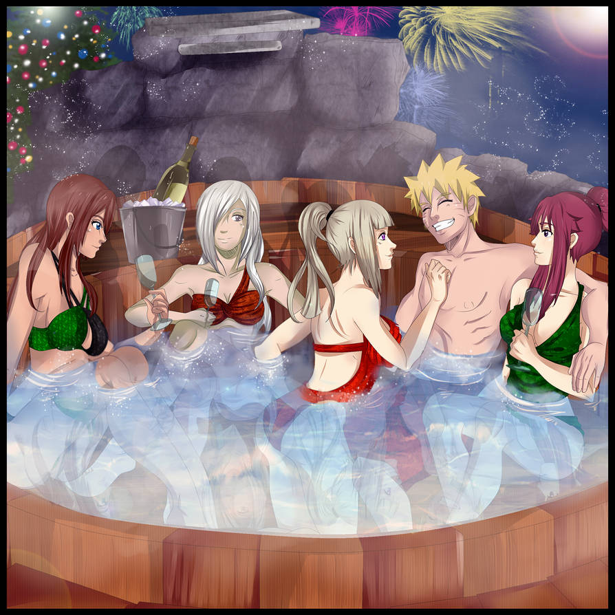 100 Pictures of Anime Hot Tub