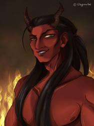Demon Lord NArahn Fanart