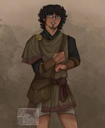 Dorian || EG Character Profile