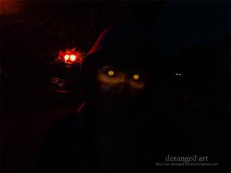 the zombie - glow in the dark