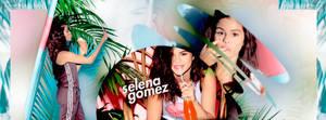 +Selena Gomez FB Cover | UlasL