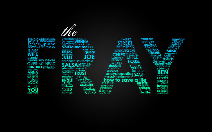 The Fray Wallpaper 1680x1050
