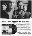 Put a Little The Fray in Your Day!
