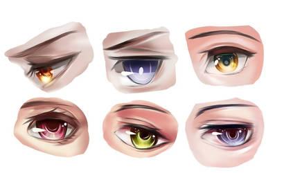 Training Eyes