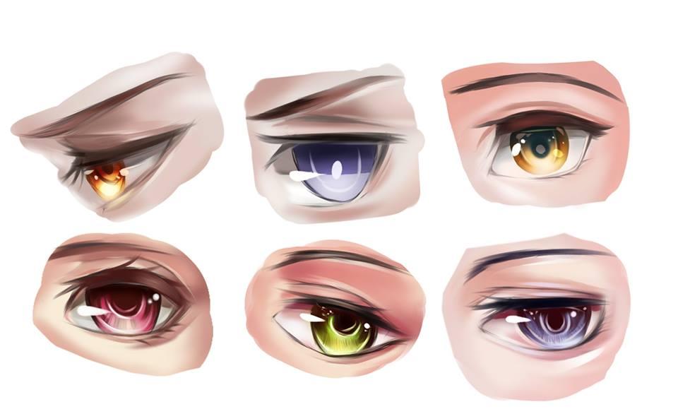 Training Eyes by Fhilippe124