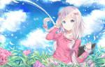 Sagiri Izumi - Eromanga-sensei fanart