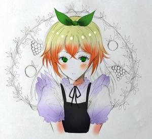 cute maid