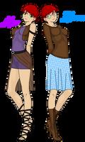 Alexandra and Emma Stepps