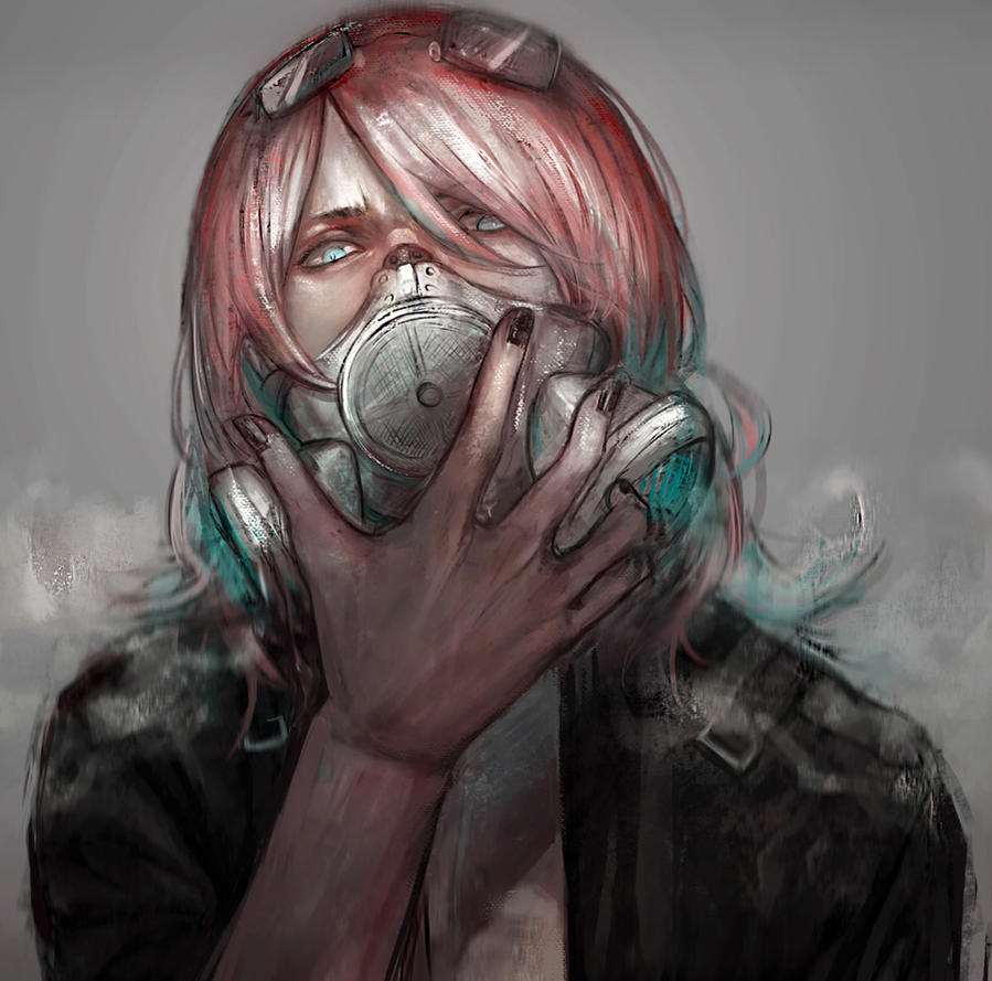 Haze by DualNaito