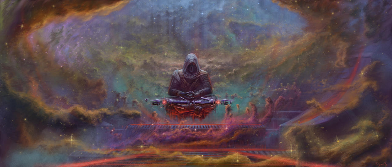 Sith meditation by TolyanMy on DeviantArt