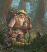 stolen mushroom by TolyanMy
