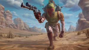 Boba Fett (Star Wars Reimagined Challenge)