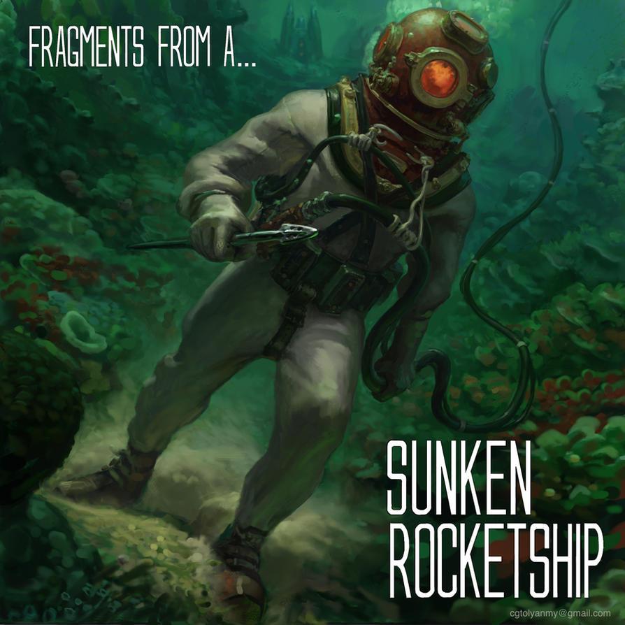 Sunken Rocketship album by TolyanMy