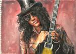 Slash(Watercolor)
