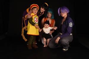 DBZ Family