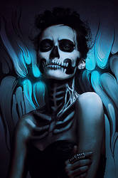 Skull Smudge