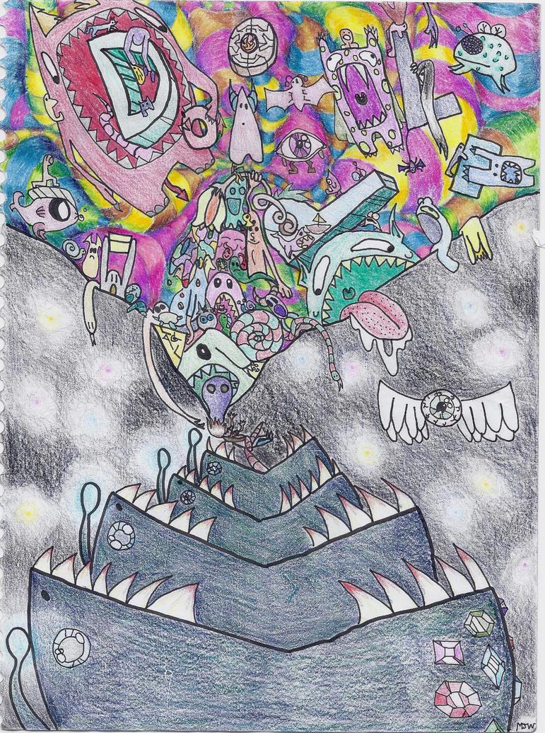 Doodle by teragram98