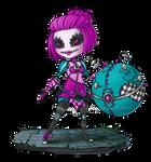 Orianna Sewn Chaos Chibi