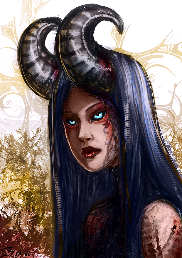 Demon by 7guineapig7