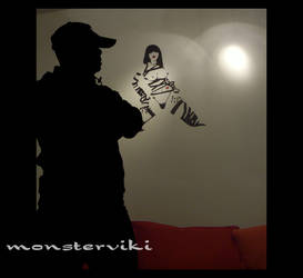 silhouett by monsterviki