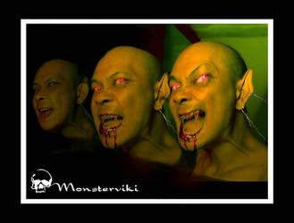 vampire viki by monsterviki