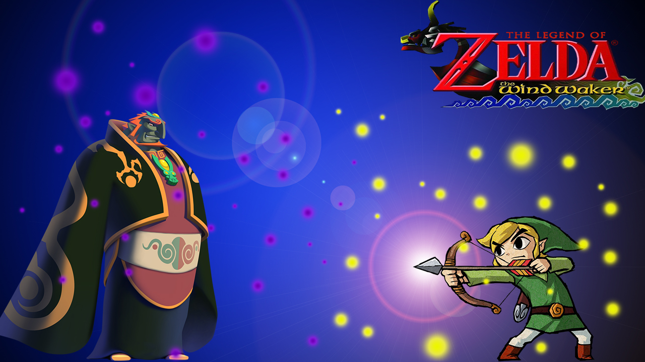 Zelda Windwaker Wallpaper Wallpaper Directory