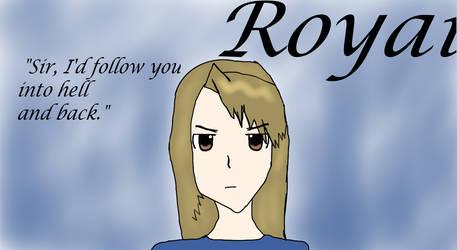 Royai! by SunnySenshi