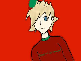 A Len Christmas by SunnySenshi